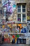 Ist του Βερολίνου προκλητικά Στοκ εικόνες με δικαίωμα ελεύθερης χρήσης
