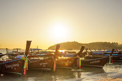 Ist hier der Pier für lokalen Fischer auch Lizenzfreie Stockbilder