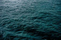 Ist tief der Ozean Stockbild