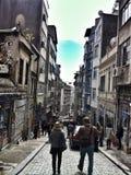 Istambul abril de 2014 Fotos de Stock Royalty Free