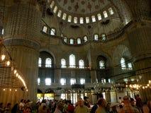 Istambul, binnenhagia Sofia royalty-vrije stock foto