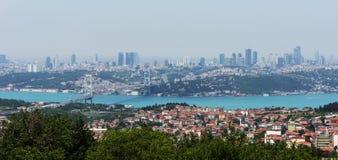 Istambul Bosphorus Imagem de Stock Royalty Free