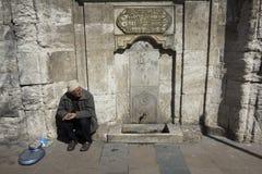 Istambul - cenas da rua Fotografia de Stock Royalty Free