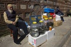 Istambul - cenas da rua Foto de Stock Royalty Free