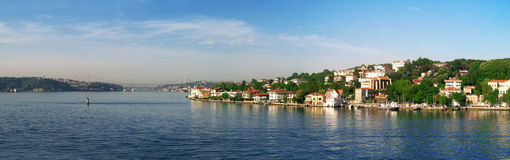 Istambul da excursão do barco fotos de stock