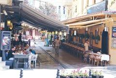 Istambul gatasikt Fotografering för Bildbyråer