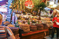 Istambul Grand Bazar view Royalty Free Stock Photography