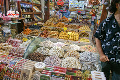Istambul Grand Bazar view Royalty Free Stock Images