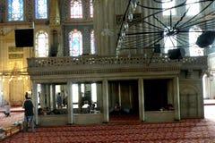 Istambul, Hagia intérieur Sofia 2 Image libre de droits