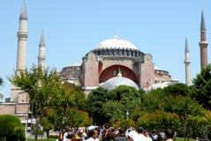 Istambul, Hagia Sofia 4 Photos stock