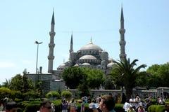 Istambul, Hagia Sofia, vue Photographie stock
