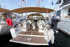 3a Istambul internacional Boatshow Foto de Stock Royalty Free