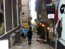 Istambul Istiklal abril de 2014 Fotografia de Stock Royalty Free