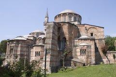istambul kariye博物馆 免版税库存照片