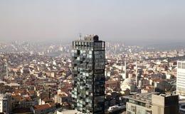 Istambul: mistura de moderno e de tradicional fotos de stock