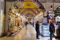 Istambul, Turkey: Mall Grand Bazaar (Kapalıcarsı) in Istanbul, Turkey Stock Images