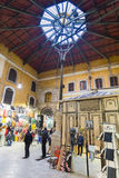 Istambul, Turkey: Mall Grand Bazaar (Kapalıcarsı) in Istanbul, Turkey Royalty Free Stock Photos