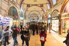 Istambul, Turkey: Mall Grand Bazaar (Kapalıcarsı) in Istanbul, Turkey Stock Image