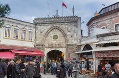 Istambul, Turkey: Mall Grand Bazaar (Kapalıcarsı) in Istanbul, Turkey Stock Photography