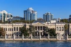 Istambul, Turquia - 23 de outubro de 2017: Passo de Bosphorus, Istambul, Turquia Foto de Stock