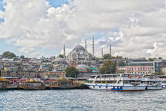 Istambul, Turquia, o Bosphorus Mar do ‹Marmara do †do ‹do †Fotos de Stock Royalty Free
