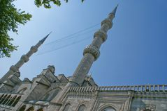 Istambul view Royalty Free Stock Photos
