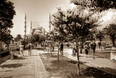 Istambul Royalty Free Stock Photography