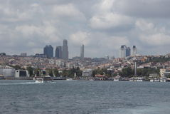 Istambul view Stock Photography