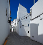 Istan es una ciudad hermosa en la provincia de Málaga en Andalucía, España meridional Fotos de archivo