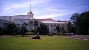 Istana bogor Royalty Free Stock Images