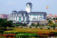 Istana Darul Ehsan Royalty-vrije Stock Afbeeldingen