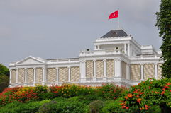 istana de construction Photographie stock libre de droits