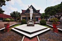 Istana Gebang Blitar Fotografia Stock
