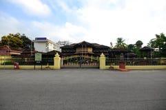 Istana Jahar – Muzium Adat Istiadat Diraja Kelantan Stock Image