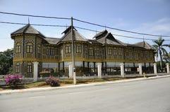 Istana Kenangan (palacio de la conmemoración) en Perak, Malasia Imagen de archivo libre de regalías