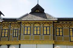 Istana Kenangan (palacio de la conmemoración) en Perak, Malasia Imágenes de archivo libres de regalías