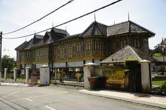 Istana Kenangan (Remembrance Palace) in Perak, Malaysia. KUALA KANGSAR, MALAYSIA – JANUARY, 2014: The Istana Kenangan was a royal residence in Kuala Kangsar in Stock Images