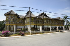 Istana Kenangan (Remembrance Palace) in Perak, Malaysia Royalty Free Stock Photography
