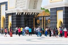 Istana Negara royaltyfri foto