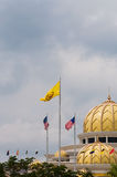 Istana Negara arkivbilder