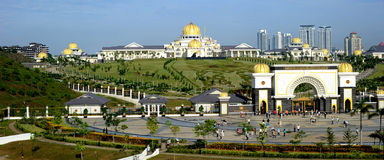 The Istana Negara Jalan Duta Stock Photography