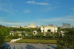 Istana Negara, Jalan Tuanku Abdul Halim fotografia stock