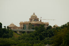 Istana Nurul Iman Bandar Seri Begawan, Brunei, Asie Photo libre de droits