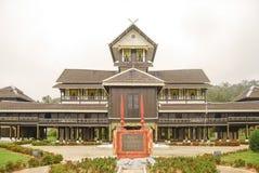 Istana Seri Menanti 免版税库存照片