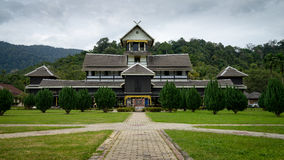 Istana Seri Menanti Royaltyfri Foto