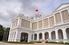 Istana Singapore fotografia stock