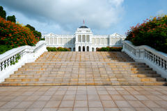 Istana, Singapore Royalty Free Stock Image