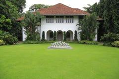 Istana Singapura 7 fotos de stock