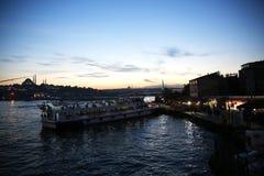 Istanboel is één van de 81 steden van de stad en het land in Turkije royalty-vrije stock foto's
