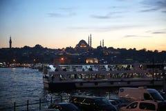 Istanboel is één van de 81 steden van de stad en het land in Turkije royalty-vrije stock afbeeldingen